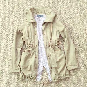 Zara TRF Anorak Jacket